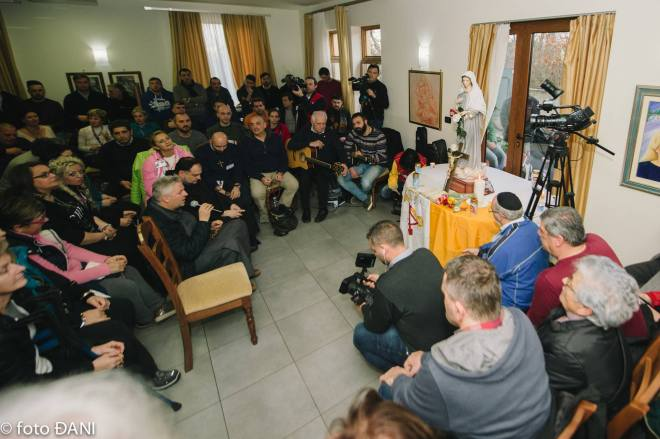 Aparición de la Virgen a Mirjana en Medjugorje el 2 de febrero de 2016 - 6