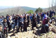 Via Crucis en tiempo de Cuaresma en Medjugorje