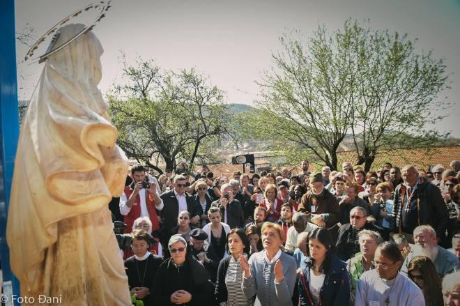 Aparición de la Virgen a Mirjana el 18 de marzo de 2016 en Medjugorje - 11