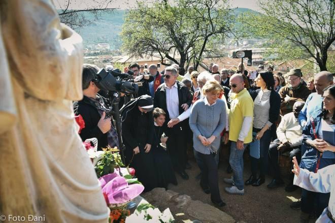Aparición de la Virgen a Mirjana el 18 de marzo de 2016 en Medjugorje - 7
