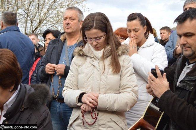 Aparición de la Virgen a Mirjana en Medjugorje el 2 de marzo de 2016 en Medjugorje - 1