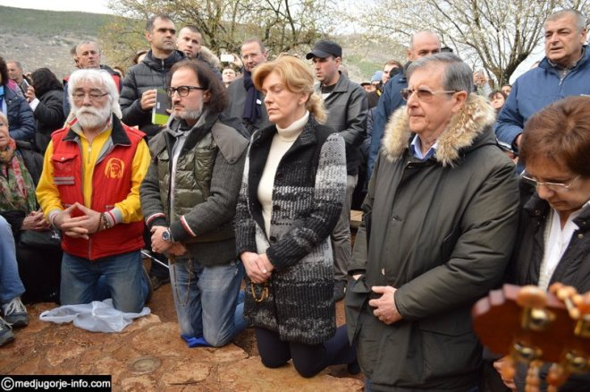 Aparición de la Virgen a Mirjana en Medjugorje el 2 de marzo de 2016 en Medjugorje - 9