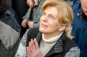 Aparición en Medjugorje el 2 de marzo de 2016