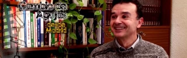 Rafael Bersabe Delgado cuenta su testimonio de liberación del reiki y la New Age en el programa Cambio de Agujas de HM Televisión