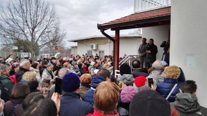 Testimonio de Vicka a los peregrinos en Medjugorje 3