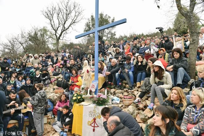 Aparición de la Virgen a Mirjana el 2 de abril de 2016 en Medjugorje - 2