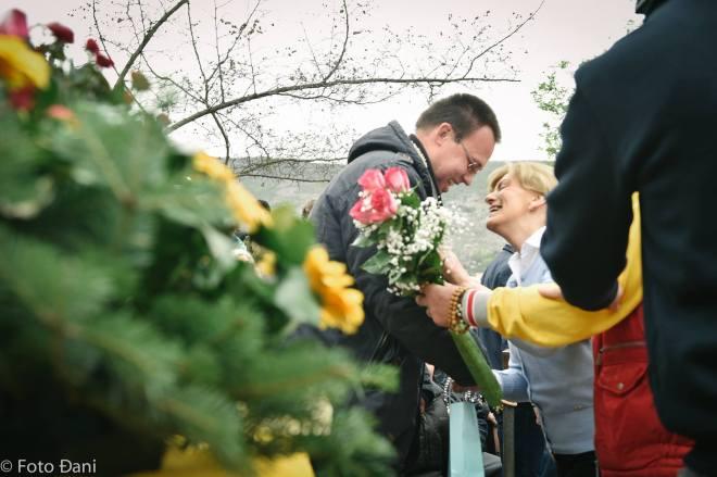 Aparición de la Virgen a Mirjana el 2 de abril de 2016 en Medjugorje - 3