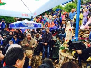2 de mayo de 2016 - Medjugorje