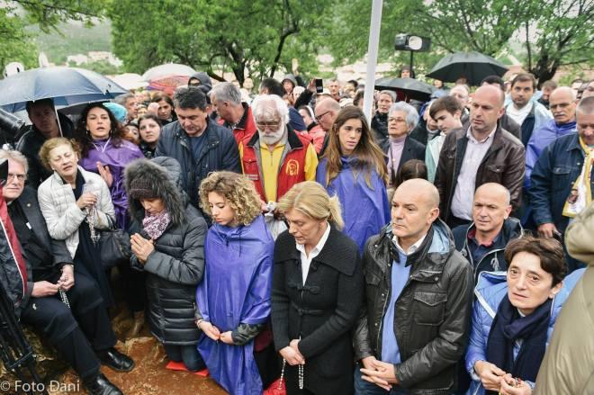 Aparición de la Virgen a Mirjana el 2 de mayo de 2016 en Medjugorje - 8