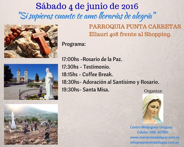 Encuentro Medj Sab 4-6-2016