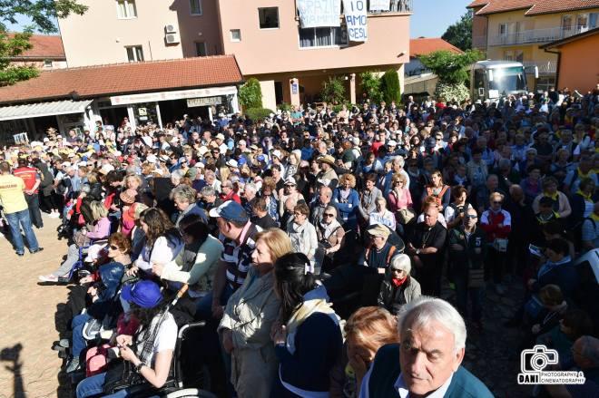 Aparición de la Virgen a Mirjana el 2 de junio de 2016 en Medjugorje - 5