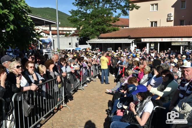 Aparición de la Virgen a Mirjana el 2 de junio de 2016 en Medjugorje - 6