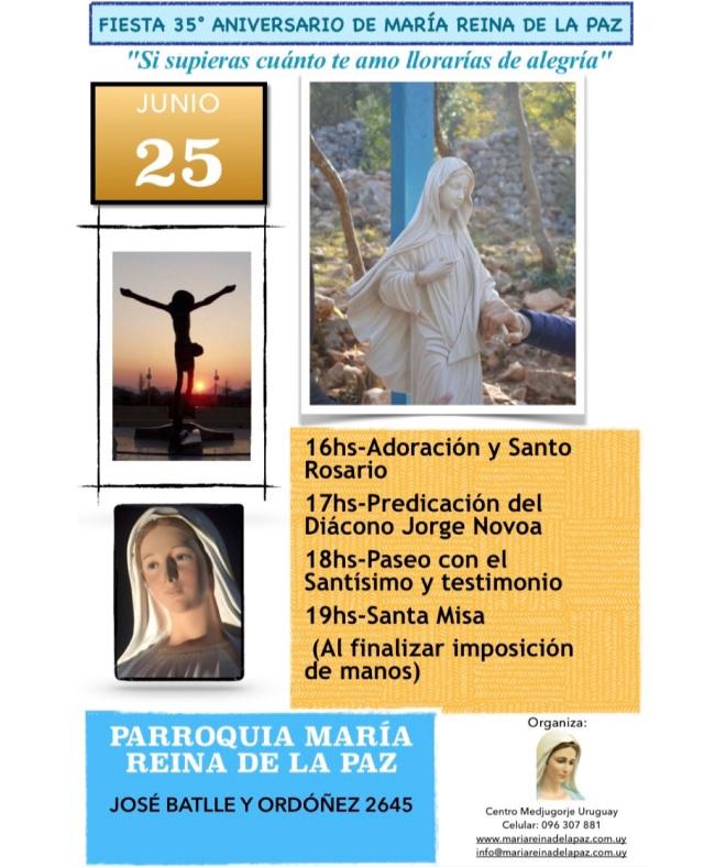 Retiro Aniversario en Uruguay