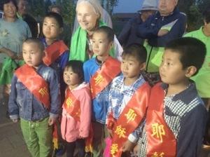 Sor Emmanuel en Mongolia