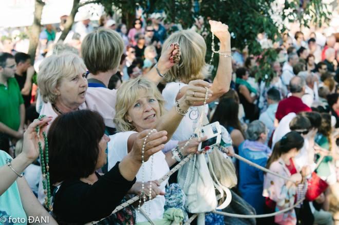 Aparición de la Virgen a Mirjana el 2 de julio de 2016 en Medjugorje - 1