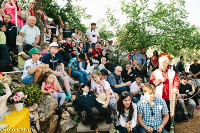 Aparición de la Virgen a Mirjana el 2 de julio de 2016 en Medjugorje - 4