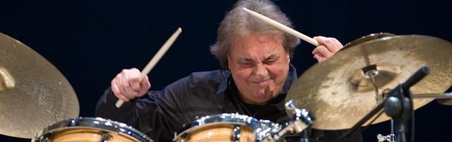 Tullio de Piscopo, el mejor batería italiano
