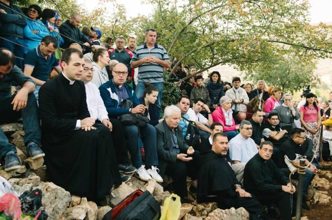 Aparición de la Virgen a Mirjana el 2 de septiembre de 2016 en Medjugorje - 3