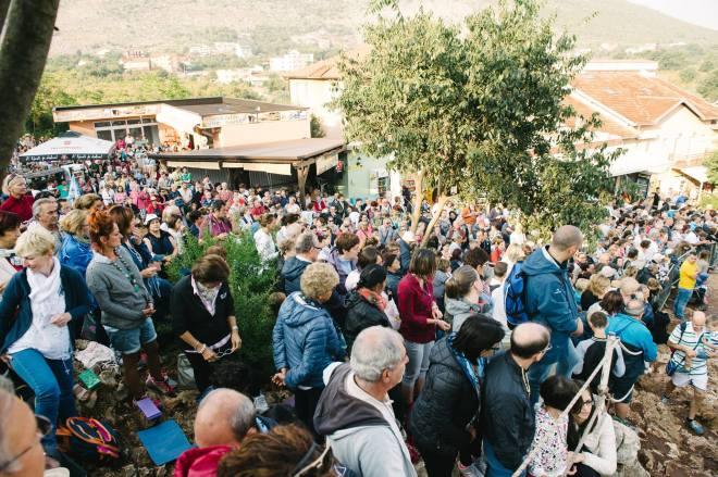 Aparición de la Virgen a Mirjana el 2 de septiembre de 2016 en Medjugorje - 6