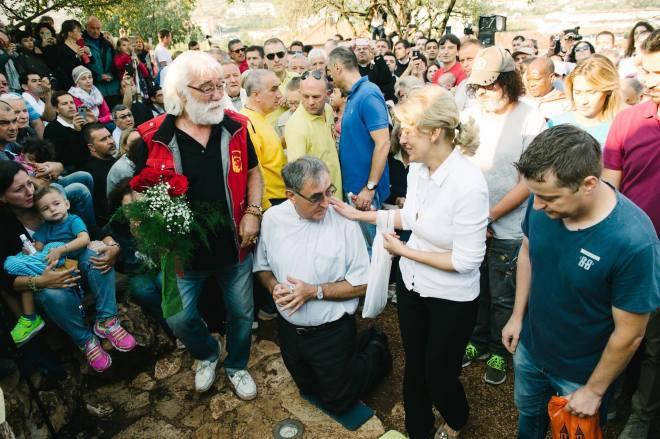 Aparición de la Virgen a Mirjana el 2 de septiembre de 2016 en Medjugorje - 8