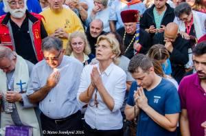 Aparición de la Virgen a Mirjana el 2 de septiembre de 2016 en Medjugorje